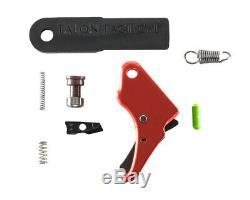 Apex 100-056 Action D'amélioration De Red Trigger & Duty / Kit Carry Shield M & P 9/40