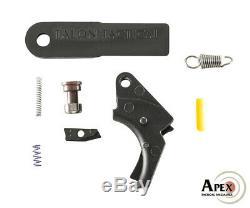 Apex 100-126 Action De Mise En Valeur Polymère Trigger & Duty / Carry Kit M & P M2.0