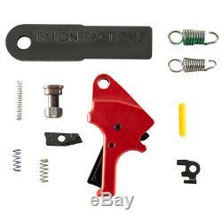 Apex Tactique 100-153 Plat Faced Avant Set Kit Trigger Pour Le M2.0 M & P Rouge