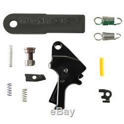 Apex Tactique 100-154 Plat Faced Avant Set Kit Trigger Pour Le M & P M2.0