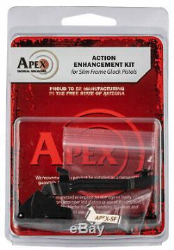 Apex Tactique 102-117 D'action De Mise En Valeur Trigger Kit Pour Glock G43, G43x, G48