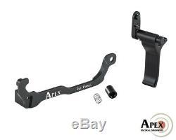 Apex Tactique 112-031 Flat Forward Set Trigger Kit Pour Sig Sauer P320