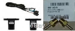 Apexi Puissance Fc D-jetro Map Capteurs + Nipples Kit Pour Nissan Rb26dett R32 R33 R34