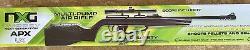 Apx Umarex Nxg. 177 Pellet Bb Gun Multi-pump Air Rifle Avec Kit Scope