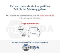 Bosch Hinten Liens Bremse Bremssattel 0 986 473 139 P Neu Oe Qualität