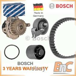 Bosch Water Pump & Timing Belt Kit Audi Vw Seat Skoda Oem 1987946491 06b198119