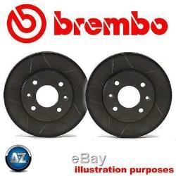 Brembo Disques De Frein Avant De L'essieu Ventilé Type De Coated Avec Des Vis 09.7880.75