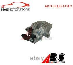 Bremse Bremssattel Hinten Links Abs 521941 P Für Audi Tt, A3,8l1,8n9,8n3