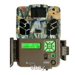 Browning Trail Cameras 18mp Dark Ops Apex Game Cam 8-pack Kit Avec 32 Go De Cartes Sd