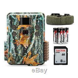 Browning Trail Caméras Hd Strike Force Apex 18mp Cam Avec Terrain Accessoires Kit