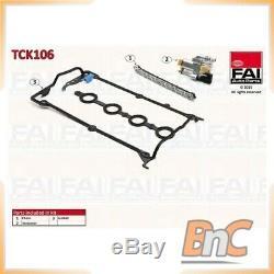 Chaîne De Distribution Kit Audi Seat Vw Fai Autoparts Oem 058109229b Tck106 Heavy Duty