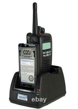 Chargeur Pour Motorola Apx 8000 Chargeur De Bureau Rapide Dual Bay