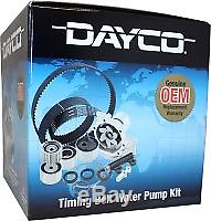 Dayco Kit De Courroie + Waterpump Pour Audi Tt 10 / 99-12 / 02 1.8l Turbo Tmpfi 8n Apx