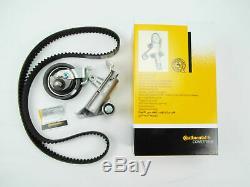 De Kit De Distribution 1.8t Audi A3 S3 Tt A4 A6 Vw Conti Ct909k6 Agu Bam Apx