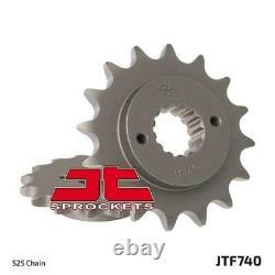 Ducati 950 Multistrada 17-20 Tsubaki Alpha Chaîne X-ring Or Et Kit De Pignon Jt