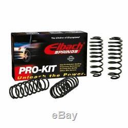 Eibach Pro Kit Abaissement Ressorts De Suspension / Spring Kit E1570-140