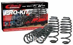 Eibach Springs E1570-140 Pro Kit (road, Sport) 25/25 MM