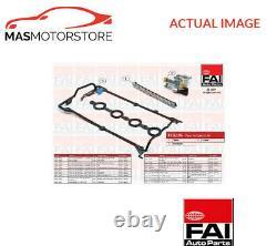 Engine Timing Chain Kit Fai Autoparts Tck106 P Nouveau Remplacement Oe