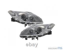 Ensemble Valeo Scheinwerfer H7/h7 O. Motor Für Renault 260600038r 260100038r