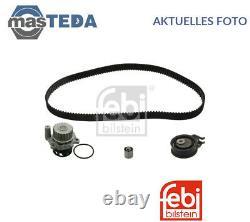 Febi Bilstein Zahnriemen-satz Kit Set + Wasserpumpe 45115 P Für Audi Tt, A3,8n3