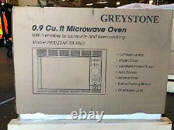 Greystone. 09 Cu. Ft Four À Micro-ondes P90d23ap-x3fr03 Avec Kit Trim