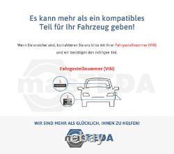 Gsp Vorne Liens Antriebswelle Gelenkwelle 261123 P Neu Oe Qualität
