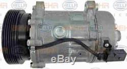 Hella A / C Air Con Compresseur 8fk351125751 P Nouveau Oe Remplacement