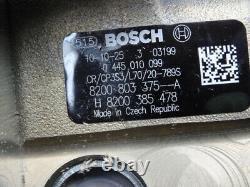 Hochdruckpumpe Renault Opel Nissan Espace IV Laguna III A 0445010099 Neu
