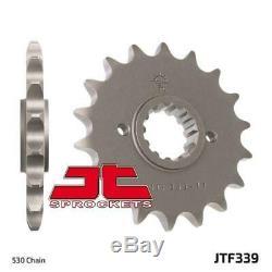 Honda Cbr1000 F 89-95 Tsubaki Alpha Gold X-ring Chain & Jt Sprocket Kit
