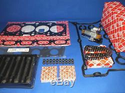 Joints Kit De Culasse Distribution 1,8t 20v Chaîne Vag Elring Febi Agu Apx Apy