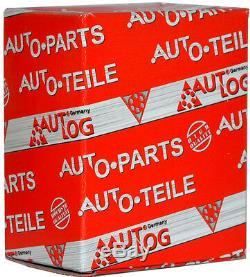 Keilrippenriemensatz 6pk2390 + Wapu Mercedes C, E, G, S, M-klasse Sl Clk Slk, G-modell