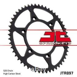 Ktm 790 Duke 18-19 Tsubaki Alpha Gold X-ring Chain & Jt Sprocket Kit