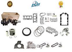 Land Rover Range Rover 3.0 Crankshaft Bearings Gasket - Engine Rebuild Parts Kit