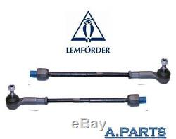 Lemförder Set 2x Tie Rod Complet Gauche Droite Audi Tt S3 Vw New Beetle Rsi