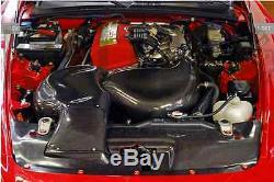Mot De Passe Jdm En Fibre De Carbone Ram Air Induction Kit 00-05 S2000 Pwcik-apx-c1