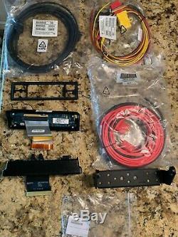 Motorola 05 Moyenne Puissance Apx 6500 Dash Kit De Conversion Montage À Distance
