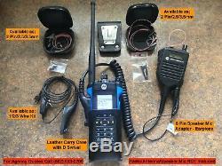 Motorola Apx6000 / 8000 Kit De Fil