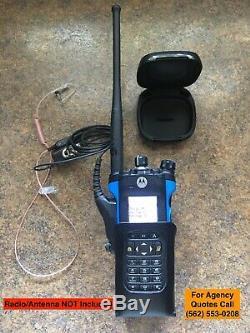 Motorola Apx6000 / 8000 Kit Fil Combo