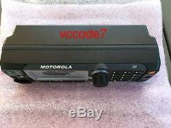 Motorola Mobiles Apx6500,7500 (07) Kit De Tête Seulement À Distance