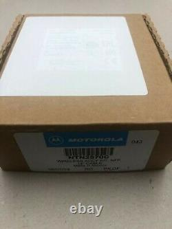 Motorola Oem Casque Bluetooth Kit Ntn2570c Apx4000 Apx6000 Apx7000 Apx8000