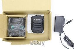 Motorola Pmmn4095a Bluetooth Télécommande Sans Fil Haut-parleur MIC Kit Pour Apx Apx7000