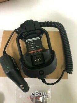 Motorola Rln6551b Longue Portée Sans Fil Bluetooth Mobile Kit Xtl, Apx, Xpr