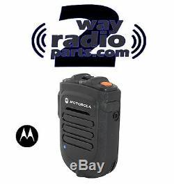 Motorola Rln6554a Bluetooth Sans Fil Haut-parleur À Distance MIC Kit Apx6000 Apx7000 Nouveau