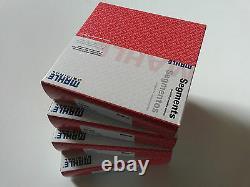 Neu 4 Satz Kolbenringe Für Audi A4 Avant (8d5, B5) 1,8 92kw Mahle 03316n0