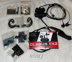 Nouveau 995$ Kit Silynx Clarus Fx2 Pour Motorola Apx Xpr + 149$ En Extras
