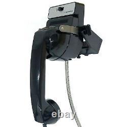 Nouveau! Motorola Hln1220b Combiné Avec Hang-up Cradle Hln1457a Kit Pour Apx Radio