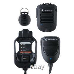Nouveau Motorola Rln6551b Long Range Wireless /bluetooth Speaker MIC Kit-apx Xpr Xtl