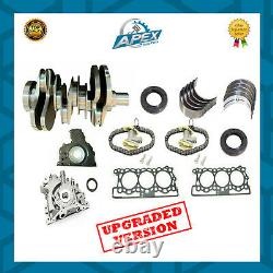 Range Rover 2.7 Forged Crankshaft Land Rover 276dt Engine Rebuild Kit Upgraded