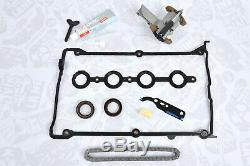 Rs0063 + Steuerkettensatz Dichtung Vw Audi Seat Skoda 1,8 T 058109229b