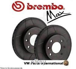 Seat Leon Brembo Max Performance Disques De Frein Avant 312mm (pr1lj, 1zq)